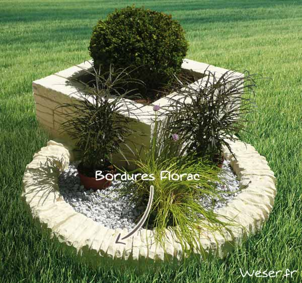 Bordure Florac WESER